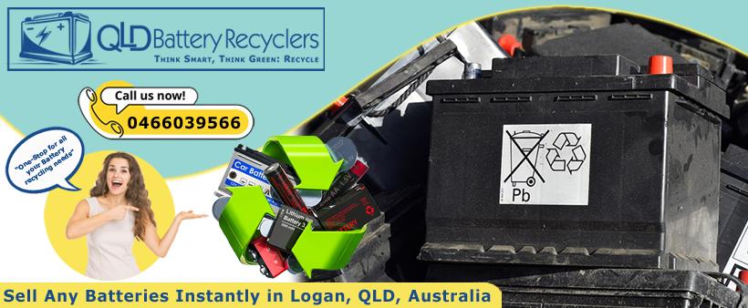 Battery Recycler Logan